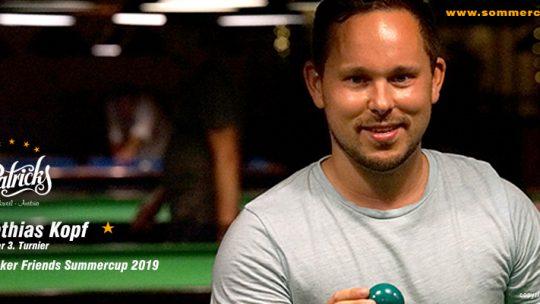 Winner 3. Turnier 2019