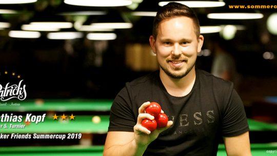 Winner 5. Turnier 2019